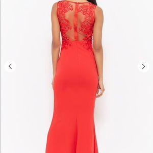 NWT Sweetheart Neckline Mermaid Prom Dress